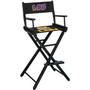 Louisiana State University Bar Height Director Chair