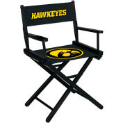 University Of Iowa Table Height Director Chair