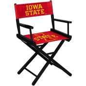 Iowa State University Table Height Director Chair