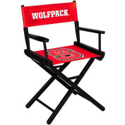 North Carolina State University Table Height Director Chair