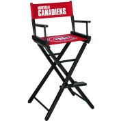 Montreal Canadians Bar Height Director Chair