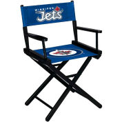 Winnipeg Jets Table Height Director Chair