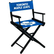 Toronto Maple Leafs Table Height Director Chair