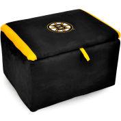 Boston Bruins Storage Bench with Foam Padding