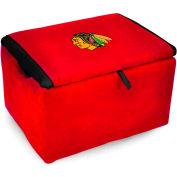 Chicago Blackhawks Storage Bench with Foam Padding