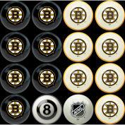 Boston Bruins Home Vs. Away Billiard Ball Set