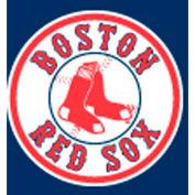 Boston Red Sox 8'L Pool Table Cloth