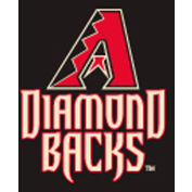 Arizona Diamondbacks 8'L Pool Table Cloth
