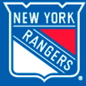 New York Rangers 8'L Billiard Cloth
