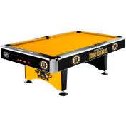 Boston Bruins 8'L Pool Table