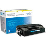 Elite® Image Toner Cartridge 75435, Remanufactured, Black