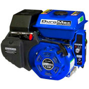 "DuroMax XP7HPE Recoil/Electric Start Engine, 7HP, 3/4"" Horizontal Shaft"