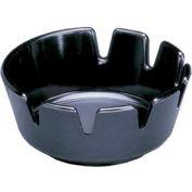 Impact® Desk Ashtray - Black, 1007 - Pkg Qty 72