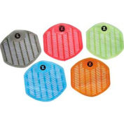 Impact® Z-Screen™ Deodorizing Urinal Screen - Orange Citrus Zest, 1493 - Pkg Qty 60
