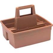 Impact® Maids' Basket; Plastic, Tan - 1801 - Pkg Qty 12