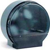 "Impact® Clearvu® Single 9"" Jr. Jumbo Toilet Tissue Dispenser - Gray, 2539 - Pkg Qty 6"