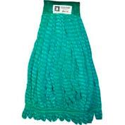 Impact® Microfiber Mop String - Heavy Weight; Green, 3126 - Pkg Qty 12