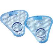 Impact® Urinal Screen W/ Block Holder, 501 - Pkg Qty 50