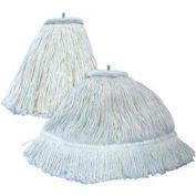Impact® Layflat® Screw-Type Cut-End Rayon Wet Mop Head -24 Oz., 61124 - Pkg Qty 12