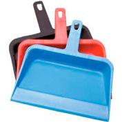 """Impact® Plastic Dust Pan 12"""" - Blue, 701 - Pkg Qty 36"""