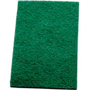 Impact Products General Purpose Scouring Pads, Green - 7135B - Pkg Qty 12