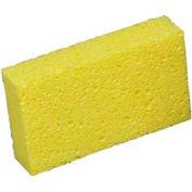 Impact Products Cellulose Sponge, Yellow, 6 Sponges - 7180P