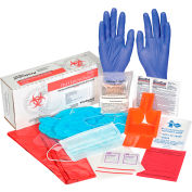 Impact® Bloodborne Pathogen Kit W/ Disinfectant, 7353