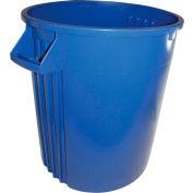 Impact® Gator® Container - 32 Gallon, Blue, 7732-11 - Pkg Qty 6