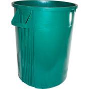 Impact® Gator® Container - 32 Gallon, Dark Green, 7732-14 - Pkg Qty 6