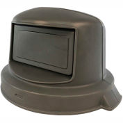 Impact® Dome Top Lid For 44 Gal Gator® Container - Gray , 7747-3 - Pkg Qty 2