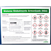 Impact® GHS Poster Label Identification - Spanish - 799078