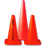Impact® Wet Floor Cone, 9100 - Pkg Qty 6