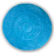 """Impact® Microfiber Bonnet Pad - Blue, 19"""", Bkl19 - Pkg Qty 6"""