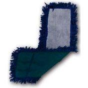 "Impact® Microfiber Pads - Fringe Dry/Dust Mop, 18"", Lfcb18 - Pkg Qty 12"