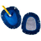 Impact® Microfiber Wedge Mop W/ Frame And Handle, Wdgcom - Pkg Qty 8