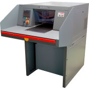 Intimus® 16.50 SMARTSHRED Industrial Shredder - 6mm x 50mm 220/60 - Gray