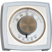 Heating And Cooling Thermostat, Dial Temp. 48-86F, 24V Heat/Cool