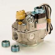 """Gas Valve - 3/4"""" Inlet, Straight-Thru FPT, No Pressure Reg."""