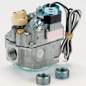 """Gas Valve - 3/4"""" Inlet, Straight-Thru FPT, 3.5"""" W.C"""