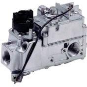 "Gas Heating Valve - 1/2"" Inlet & Outlet, 3.5"" W.C. Nat. Gas, Millivolt"
