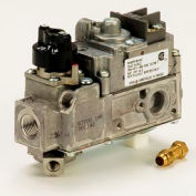 """Gas Heating Valve Low Profile 3/8"""" Inlet FPT 3.5"""" W.C. Natural Gas"""