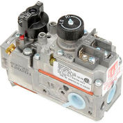 "Gas Heating Valve - 1/2"" Inlet, Hi-Lo Pressure Regulator 1.7"" - 3.5"" Nat."