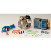 """Pilot Ignition System, 3/4"""" x 3/4"""" Gas Valve and Nonlockout Ignition Unit"""