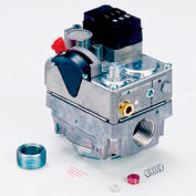 "Pilot Ignition Gas Valve - Slow Opening, 1/2"" Inlet, Uni-Kit Pressure Reg."