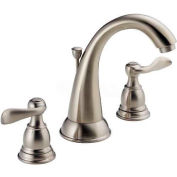 Delta B3596LF-OB, Windemere Two Handle Widespread Lavatory Faucet, Oil Bronze