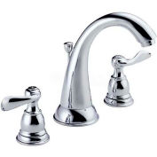 Delta B3596LF, Windemere Two Handle Widespread Lavatory Faucet, Chrome