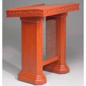# 5405 Pulpit, Medium Oak Stain