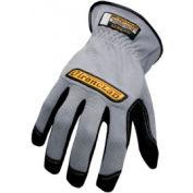 Ironclad IRNWFG04L XI Workforce Glove, Large, Gray/Black
