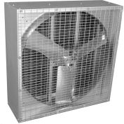"Hessaire 24"" Direct Drive Box Fan 24D370-N, 1/2HP, 1PH, 5618 CFM"