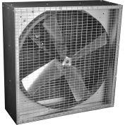 "Hessaire 48"" Belt Drive Box Fan 48X750-N, 1HP, 1PH, 19608 CFM"